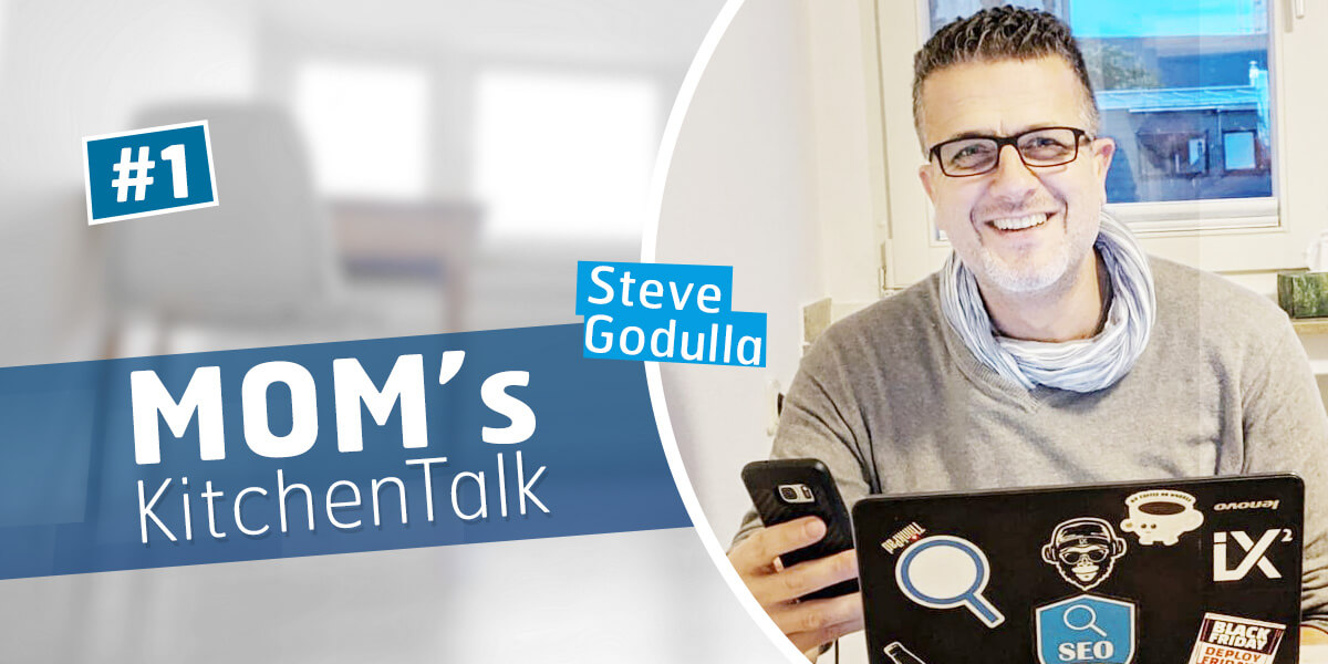 Stefan Godulla - MOM's KitchenTalk